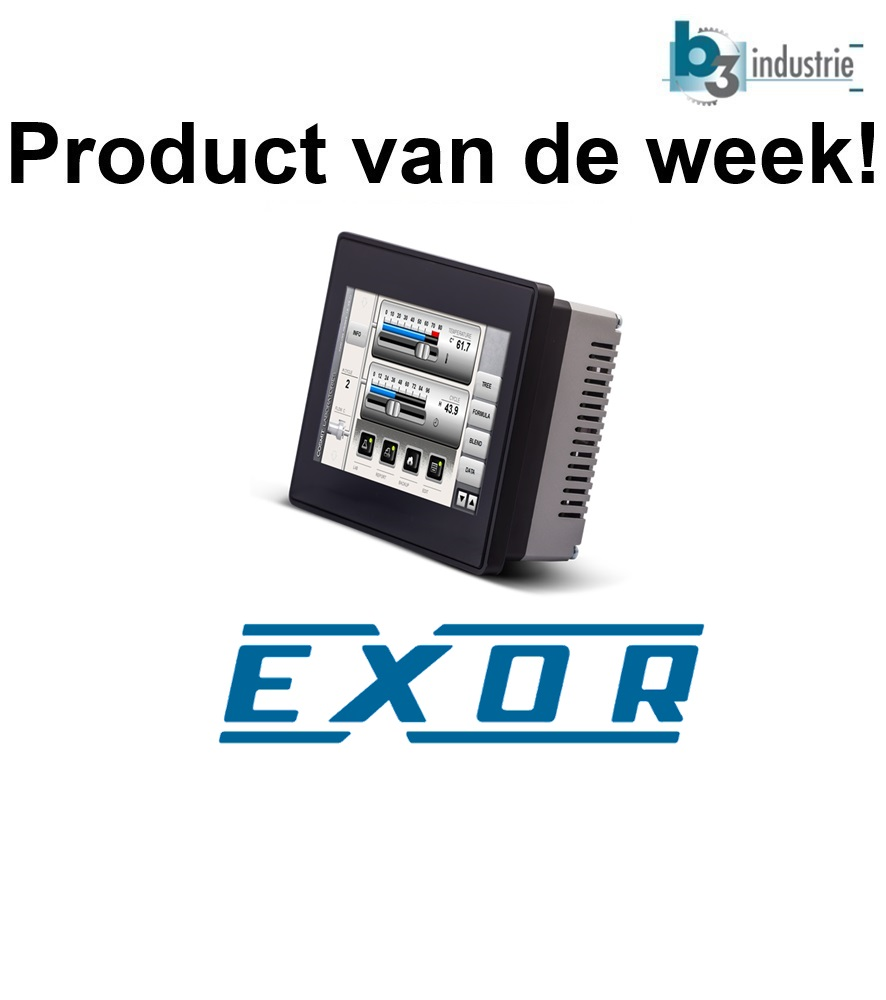 PRODUCT VAN DE WEEK!
