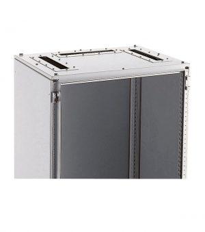 CRB / Ventilatordakplaat met kabeldoorvoer