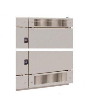 DPCV / Geventileerde boven- en onderpanelen