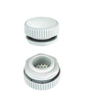 EDA / Plastic drukcompensatie plug Goretex