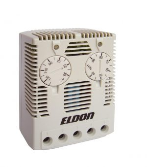ETF300 / Hygrostaat/Thermostaat (electronisch)