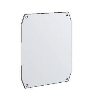 UMPZ C / Plaatstalen montageplaat