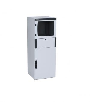 MCM / Plaatstalen industriële computerkast