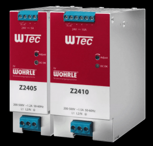 Nieuwe 2 Fase Wöhrlre voedingen Z2405 en Z2410